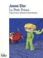 Couverture Le petit prince Editions Folio  2011