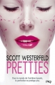 Couverture Uglies, tome 2 : Pretties Editions Pocket (Jeunesse) 2015