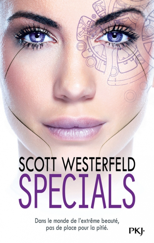 Couverture Uglies, tome 3 : Specials