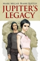 Couverture Jupiter's Legacy, tome 1 Editions Image Comics 2015