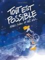 Couverture Tout est possible mais rien n'est sûr Editions Delcourt (Mirages) 2015
