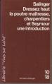 Couverture Dressez haut la poutre maîtresse, charpentiers suivi de Seymour, une introduction Editions 10/18 (Domaine étranger) 1964