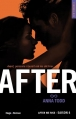 Couverture After, tome 4 : After we rise / Le manque Editions Hugo & cie (New romance) 2015
