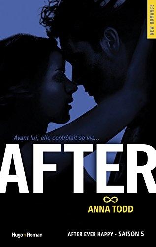 Couverture After, intégrale, tome 5 : After ever happy / L'éternité
