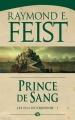Couverture Les nouvelles chroniques de Krondor / L'entre-deux-guerres / Les Fils de Krondor, tome 1 : Prince de Sang Editions Milady 2015