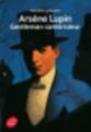 Couverture Arsène Lupin gentleman cambrioleur Editions Le Livre de Poche 2001