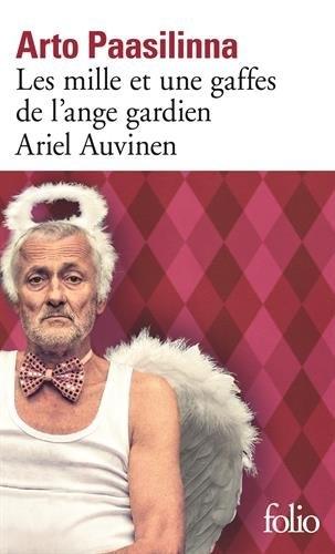 Couverture Les mille et une gaffes de l'ange gardien Ariel Auvinen