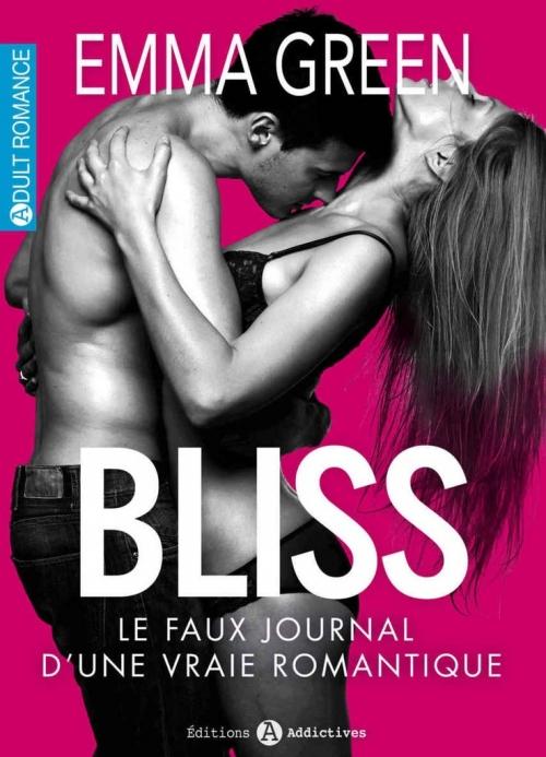 Couverture Bliss, le faux journal d'une vraie romantique, tome 01