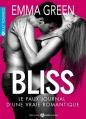 Couverture Bliss, le faux journal d'une vraie romantique, tome 01 Editions Addictives (Adult romance) 2015