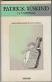 Couverture La contrebasse Editions Fayard 1989