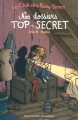 Couverture Le Club des Baby-Sitters : Nos dossiers top-secrets Editions Gallimard  (Jeunesse) 2000