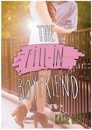 Couverture The Fill-In Boyfriend
