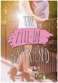 Couverture The Fill-In Boyfriend Editions HarperTeen 2015