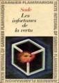 Couverture Les infortunes de la vertu Editions Garnier Flammarion 1969