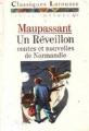Couverture Un réveillon et autres contes de Normandie Editions Larousse 1991