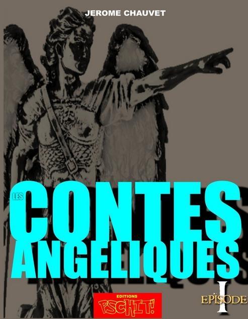 Couverture Les contes angéliques, tome 1 : L'ange de la Marne