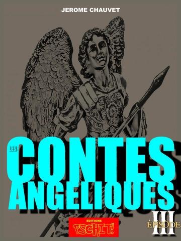 Couverture Les contes angéliques, tome 3 : L'errance du cavalier
