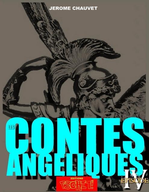 Couverture Les contes angéliques, tome 4 : Origines