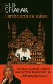 Couverture L'architecte du sultan Editions Flammarion 2015
