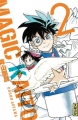 Couverture Magic Kaito, tome 2 Editions Kana (Shônen) 2014
