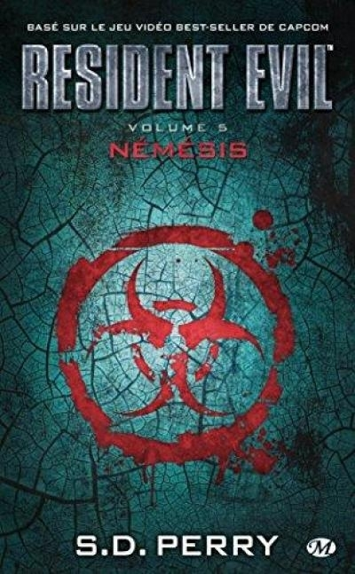 Couverture Resident Evil, tome 05 : Nemesis