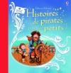 Couverture Histoires de pirates pour les petits Editions Usborne 2015