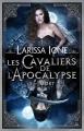 Couverture Les Cavaliers de l'Apocalypse, tome 3 : Mort Editions Bragelonne 2014