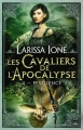 Couverture Les Cavaliers de l'Apocalypse, tome 4 : Pestilence Editions Bragelonne 2014