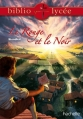 Couverture Le rouge et le noir Editions Hachette (Biblio lycée) 2011