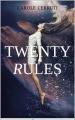 Couverture Twenty Rules / Mask Editions Autoédité 2015