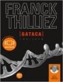 Couverture Franck Sharko & Lucie Hennebelle, tome 2 : Gataca Editions Audiolib (Suspense) 2011