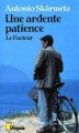 Couverture Une ardente patience Editions Point Virgule 1988
