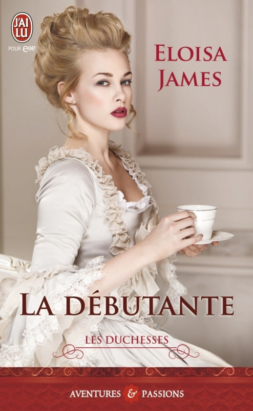 Couverture Les Duchesses, tome 01 : La débutante
