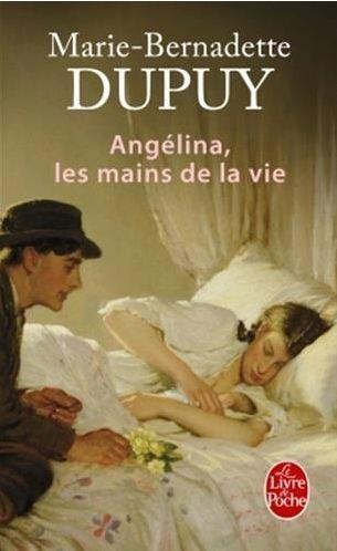 Couverture Angélina, tome 1 : Les mains de la vie