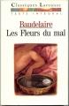 Couverture Les fleurs du mal / Les fleurs du mal et autres poèmes Editions Larousse 1993