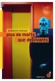 Couverture Plus de morts que de vivants Editions du Rouergue (doAdo Noir) 2015