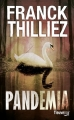 Couverture Franck Sharko & Lucie Hennebelle, tome 5 : Pandemia Editions Fleuve (Noir) 2015