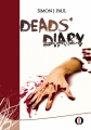 Couverture Dead's Diary Editions Ikor 2015