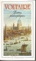 Couverture Lettres philosophiques Editions Flammarion (GF) 1964