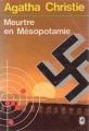 Couverture Meurtre en Mésopotamie Editions Le Livre de Poche 1967