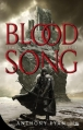 Couverture Blood song, tome 2 : Le seigneur de la tour Editions Bragelonne 2015