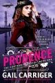 Couverture Le protocole de la crème anglaise, tome 1 : Prudence Editions Orbit Books 2015