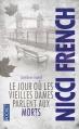 Couverture Frieda Klein, tome 2 : Sombre Mardi : Le jour où les vieilles dames parlent aux morts Editions Pocket (Thriller) 2014