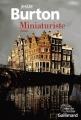 Couverture Miniaturiste Editions Gallimard  (Du monde entier) 2015