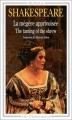 Couverture La Mégère apprivoisée Editions Flammarion (GF - Bilingue) 1993