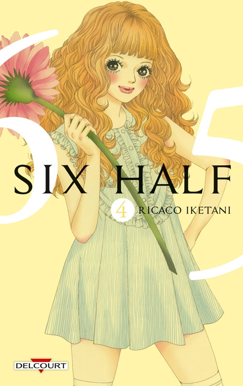 Couverture Six Half, tome 04