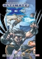 Couverture Ultimate X-Men, tome 01 : L'homme de demain Editions Panini (Marvel Select) 2015