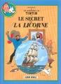 Couverture Les aventures de Tintin (France Loisirs), tome 06 : Le secret de la Licorne, Le trésor de Rackham le Rouge Editions France Loisirs 1987