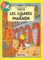 Couverture Les aventures de Tintin (France Loisirs), tome 02 : Les Cigares du pharaon, Le Lotus bleu Editions France Loisirs 1987