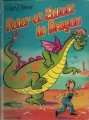 Couverture Peter et Elliott le dragon Editions Hachette 1978